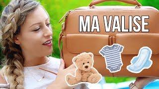 Ma valise de maternité : SANS TABOU !!