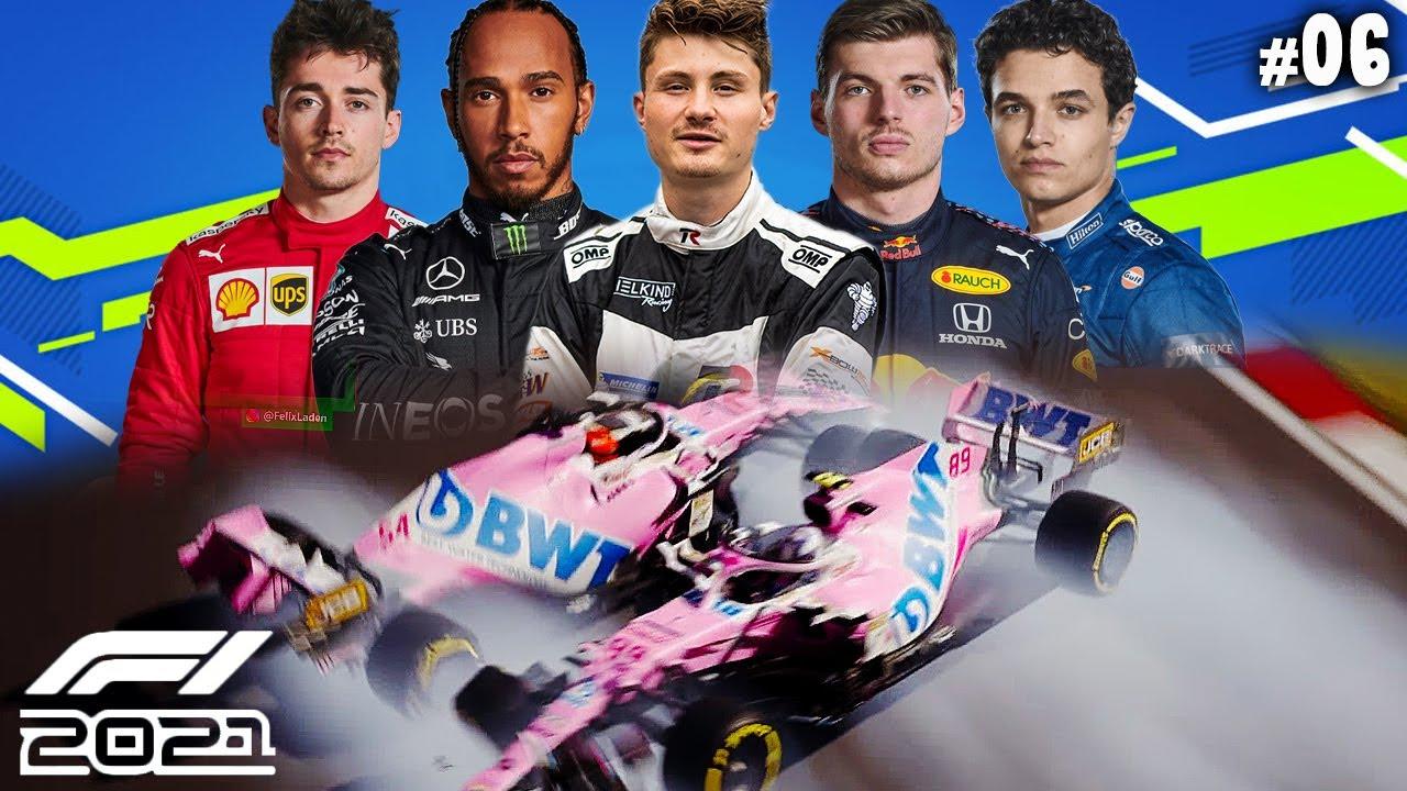 DAS DARF NICHT WAHR SEIN | F1 2021 #06