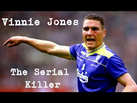 Vinnie Jones, The most violent player in history