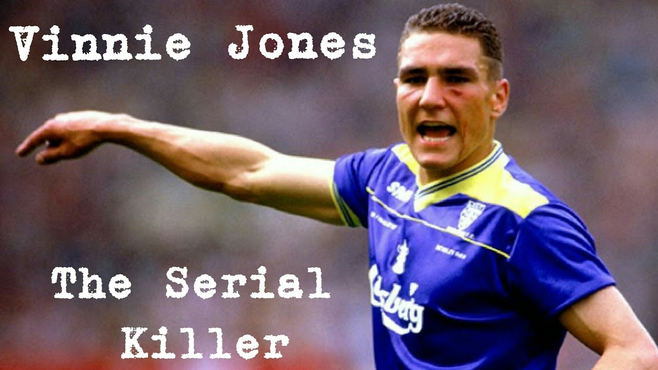 Vinnie Jones, el jugador mas violento de la historia - YouTube