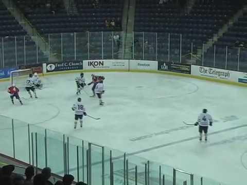 Super 8 Hockey 2009 Burlington vs Needham