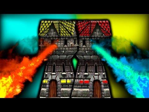 видео: tower defence для друзей (warcraft 3)