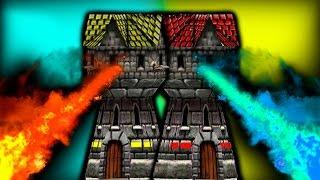 Tower Defence для друзей (Warcraft 3)