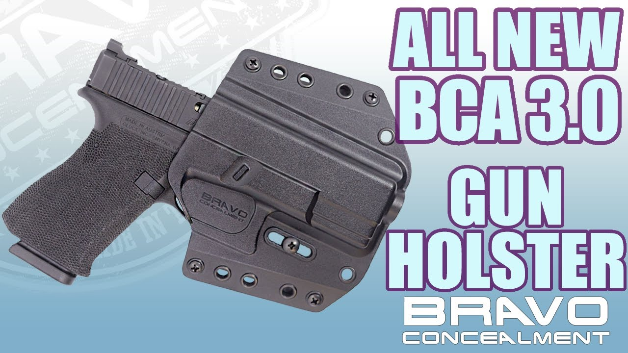 Glock 45 Holster | Concealed Carry Holsters – Bravo Concealment