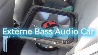 My Subwoofer flex Bass Test (Use Headphones)