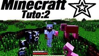 Minecraft Tuto 2 - Comment nourrir les animaux