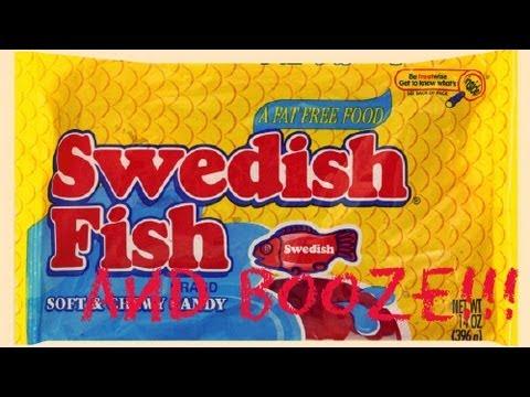 Cheap Shots With Dan: Swedish Fish