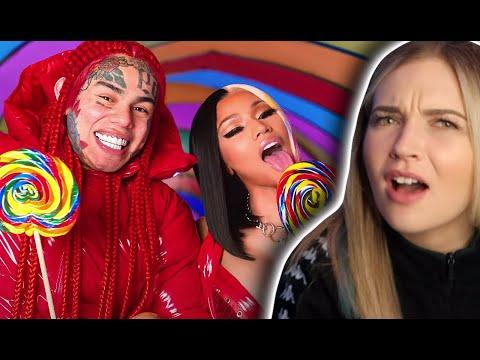 TROLLZ - 6ix9ine \u0026 Nicki Minaj | MUSIC VIDEO REACTION