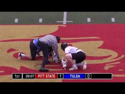 Pittsburg State v.s. University of Tulsa Lacrosse