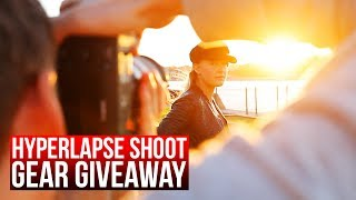 Shooting hyperlapse tutorial + gear giveaway
