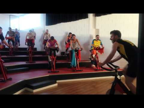Energy Cycling - Elite Fitness Carmona