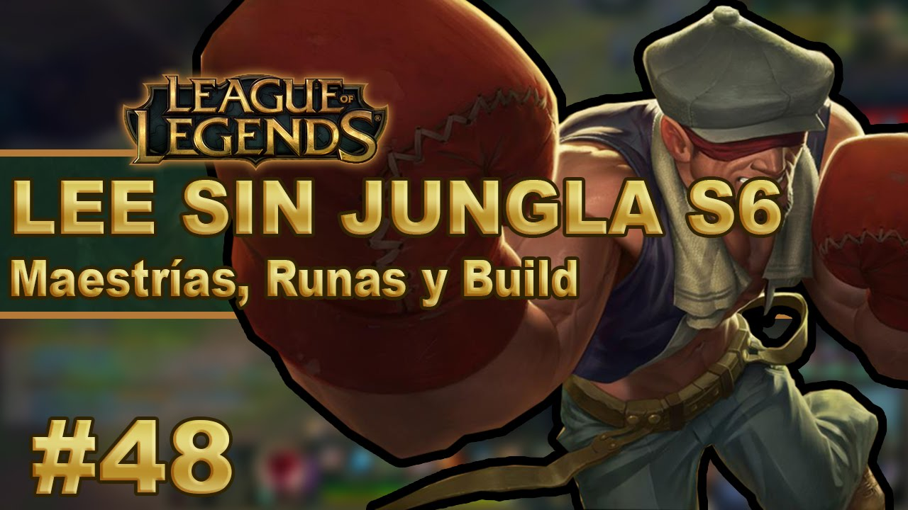 how to build lee sin