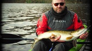 Loch Lomond paddle and catch