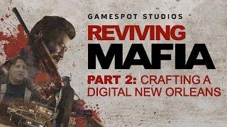 Reviving Mafia Part 2: Crafting a Digital New Orleans