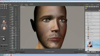 3D figuren erstellen mit poser 8 tutorial (für einsteiger) anime