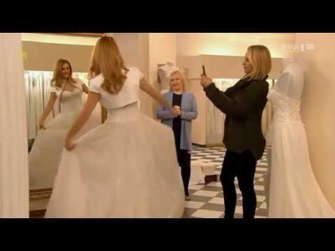 Kaja Paschalska w sukni ślubnej ♥ WEDDING SOON tv series FINAL