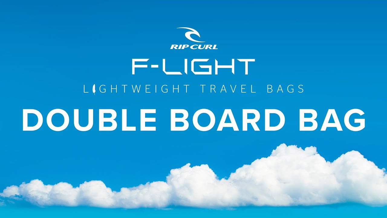 Double Surfboard Cover | F-Light Collection | Rip Curl