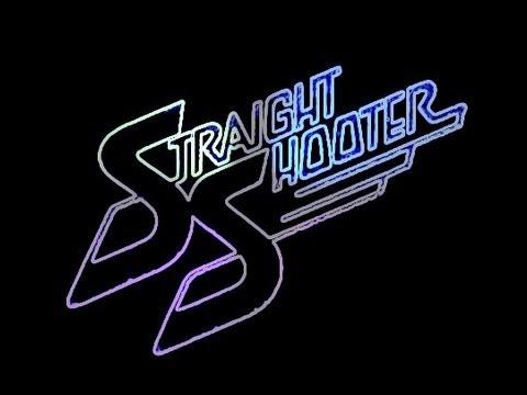 Straight Shooter - Straight Fighting Man ,vinyl version