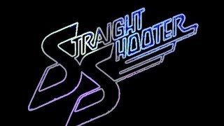 Straight Shooter - Straight Fighting Man ,vinyl version