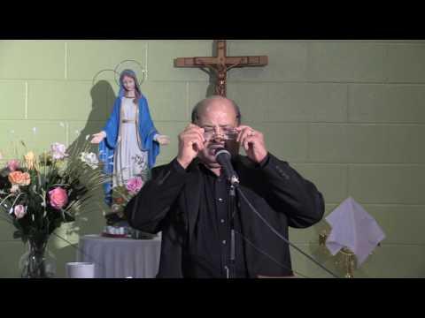 032 - McAllens Texas USA -Malayalam retreat by Br Thomas Paul 25 to 27 Nov 2016