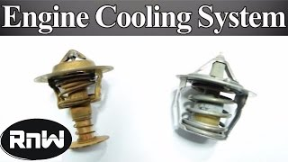 How an Engine Cooling System Works and Operates - Also Diagnosis and Fix