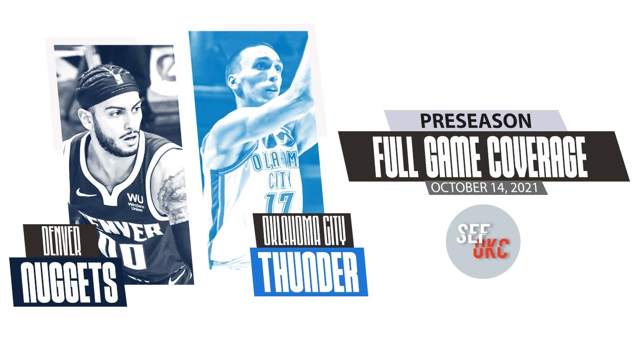Thunder Schedule: OKC Begins Tough Stretch Against West Coast ...