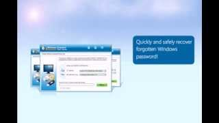 Tenorshare Windows Password Recovery Tool - Recover Password for Windows 8, 7, Vista, XP