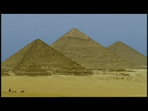 ENCOUNTERS WITH THE UNEXPLAINED:  WHAT'S BEHIND THE DOOR IN THE GREAT PYRAMID