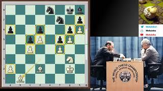 Chess: The last game Bobby Fischer lost.  (Spassky vs Fischer Rematch 1992)
