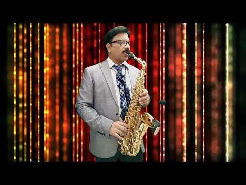 399:-Dheere Dheere Pyar Ko Badhana- LIVE Saxophone Cover| Phool Aur Kaante | Kumar Sanu- Alka Yagnik