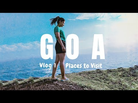 GOA Travel Vlog 1- First Air Travel ❤️, Fishing point, beautiful sunset 😍 || Carefreewings