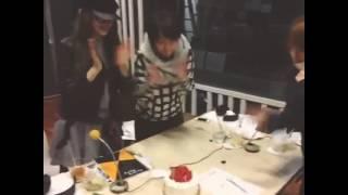 動画#no3b #celebration #cake #5thanniversary.