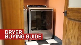 Decide these key things first before buying a dryer