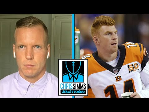 Ranking the NFL's Top 10 Backup QBs | Chris Simms Unbuttoned | NBC Sports