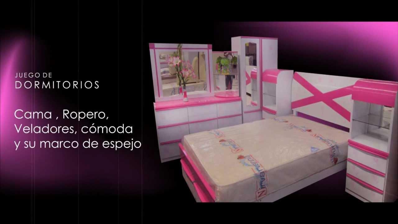 juegos de dormitorios youtube