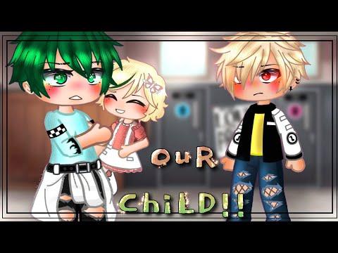 Our Child👶🏻💖!!??~||Bakudeku meets