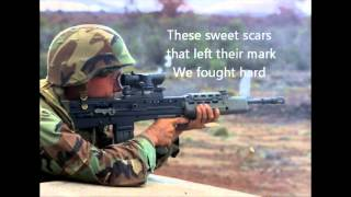 We Fought Hard - Billy Ray Cyrus, Lyrics