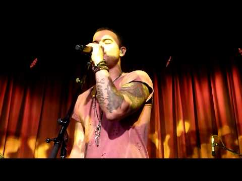 Guy Sebastian - Black and Gold [cover] 06.12.11 [HD]