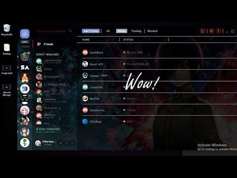 Discord New Rainbow Bot Angshu Play R7!