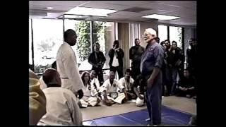 George Dillman/Dillman Karate International/Another Student KO