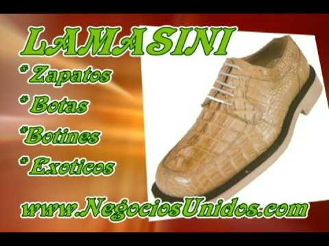 bf46d425f2 Lamasini Jeans - Botas y Zapatos piel Exótica por catálogo precios ...