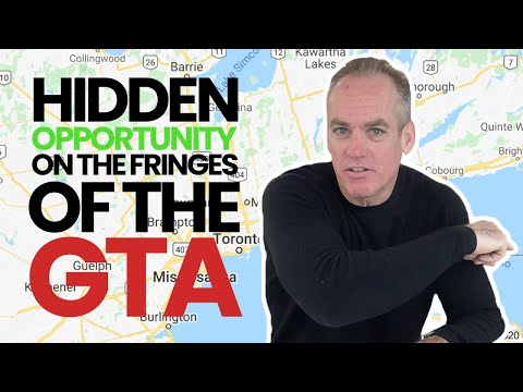 Big Hidden Opportunity on the Fringes of the GTA!
