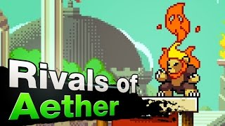 What is Rivals of Aether?
