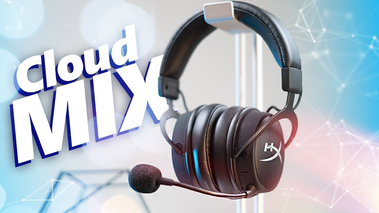 Hyperx Cloud Mix Gaming Headset Review Youtube