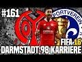 FIFA 16 KARRIEREMODUS #161 - UNFASSBARES MATCH! | FIFA 16 KARRIERE SV DARMSTADT 98 [S4EP26]