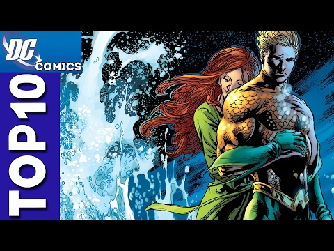 Top 10 Affairs From Justice League #2
