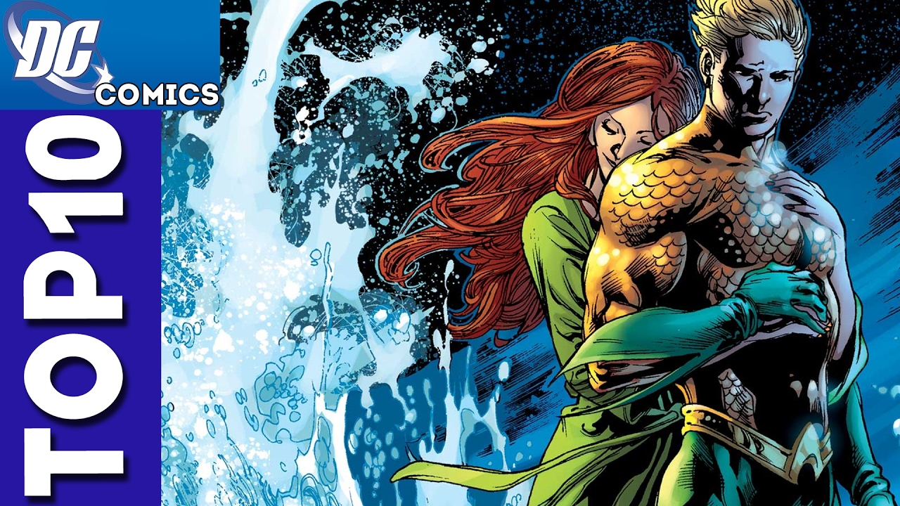 Download Top 10 Relationships From Justice League #2