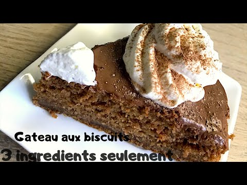 gÂteau-aux-biscuits---avec-3-ingrédients-seulement-😳😍