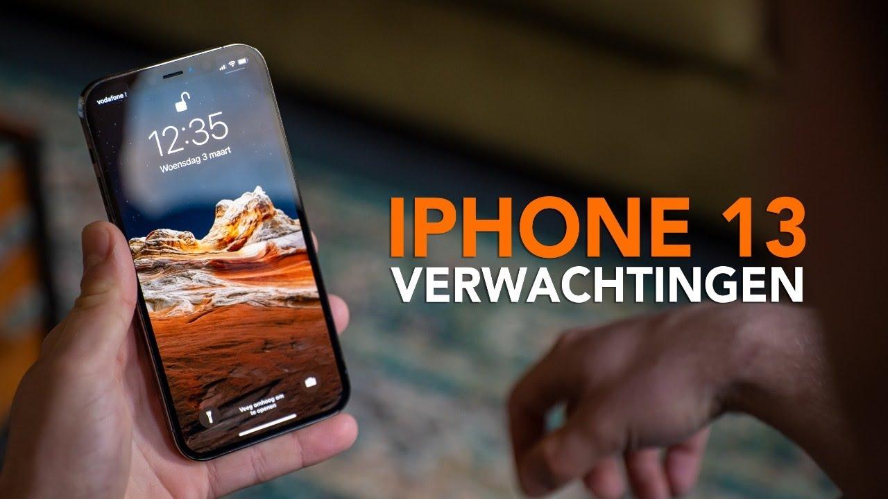 iPhone 13: 6 verwachtingen voor dé iPhone van 2021