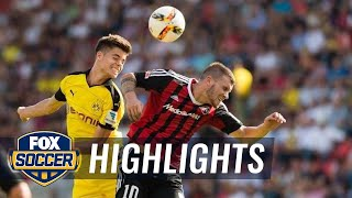 Video Gol Pertandingan Ingolstadt vs Borussia Dortmund
